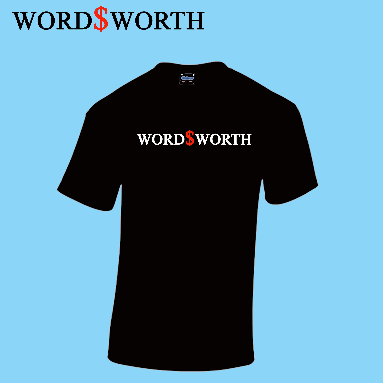 Wordsworth Logo T-shirt